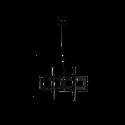 """รุ่น C3 ขาแขวนทีวีติดเพดานรองรับขนาดจอ 32""""-60"""" สามารถปรับก้มได้ 20 องศา"""
