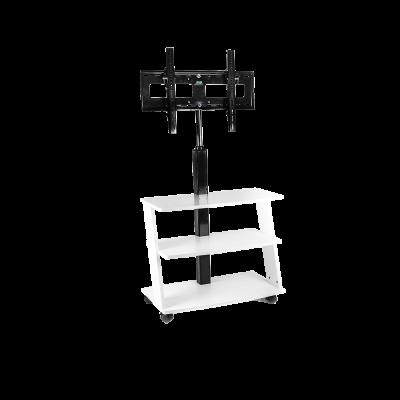 """รุ่น S1 ขาตั้งทีวีรองรับขนาดจอ 32""""- 55"""" ปรับทีวีสูง-ต่ำได้ตั้งแต่ 1.20-1.70 เมตร"""
