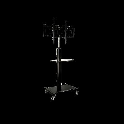 """รุ่น V13 ขาตั้งทีวีรองรับขนาดจอ 32""""-55"""" ทุกรุ่นทุกยี่ห้อ ปรับทีวีสูง-ต่ำได้ตั้งแต่ 1.20-1.70 เมตร ด้วยแป้นมือหมุน"""