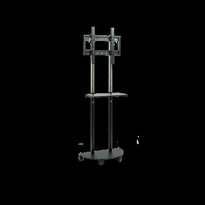 """รุ่น TVS-2 ขาตั้งทีวีรองรับขนาดจอ 32"""" - 50"""" ทุกรุ่นทุกยี่ห้อ สูง 1.60 เมตร"""